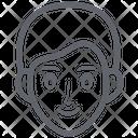 Face Man Avatar Icon