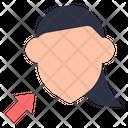 Face Visage Countenance Icon