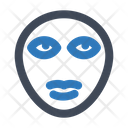 Face Human Mouth Icon