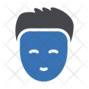 Face Kid Boy Icon