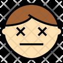 Face Die Emoji Icon