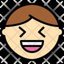 Face Happy Emoji Icon