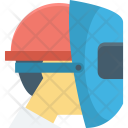 Face Protection Safety Icon