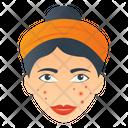 Face Acne Icon