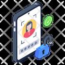 Face Authorization Icon