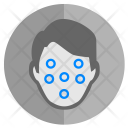 Dots Pasport Data Icon