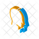 Human Head Copy Icon
