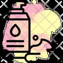 Face Foam Cosmetic Icon