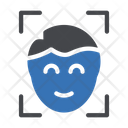 Face Id Face Detection Focus Icon