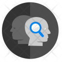 Identity Scan Search Icon