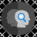 Face Identity Biometry Icon
