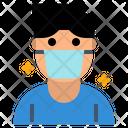 Avatar Coronavirus Covid Icon