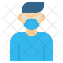 Mask Medical Prevention Icon