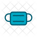 Medical Mask Pollution Icon