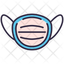 Hygienic Mask Doctor Icon