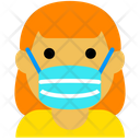 Face Mask Coronavirus Covid Icon