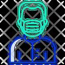 Mask Man Icon