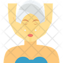 Face Mask Beauty Care Beauty Treatment Icon
