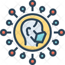 Equipment Mask Face Icon