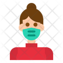 Masks Hygiene Surgery Icon
