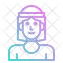 Safety Face Shield Icon