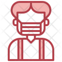Mask Doctor Health Icon