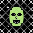 Facial Mask Color Icon