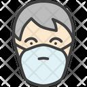 Man Mask Mask Hygiene Icon