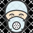 Respirator Face Mask Mask Icon