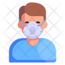 Surgical Mask Face Mask Protective Mask Icon
