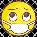 Face Mask Emoji Icon