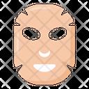 Face Mask Sheet Icon
