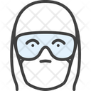 Face Protection Mask Icon
