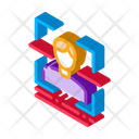 Information Recognition Access Icon