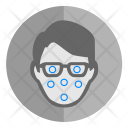 Face Scan Identity Icon