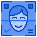 Facial Reno Artificial Intelligence Ai Icon