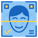 Face Scanner Icon