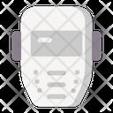 Face Shield Icon
