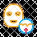 Skin Face Care Icon