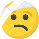 Face With Head Bandage Emoji Icon