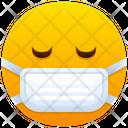 Face With Medical Mask Emoji Emotion Icon
