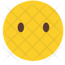 Face without mouth Icon