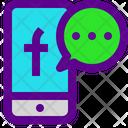 Facebook Facebook Notification Facebook Message Icon