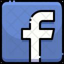 Facebook Facebook Logo Brand Logo Icon