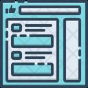 Facebook Ad Optimization Icon
