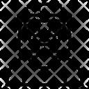 Facemask Coronavirus Faceshield Icon