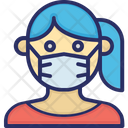 Facemask Mask Precautions Icon