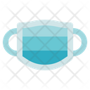 Chemistry Facemask Protection Icon