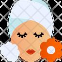 Facial Spa Beauty Icon