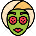 Facial Spa Face Icon